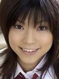 Cute Japanese schoolgirl Kurumi Katase