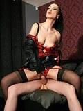 Fetish Liza and her hubby love kinky sex.