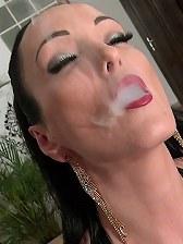 Classy Smoking Play