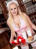 The Heavenly Waitress