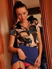 Sophia's Sexy Legwear  Galleries  Gallery  Bedroom