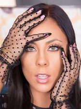 Gianna Nicole Facial Super Model Cover Girl Too Pretty For Porn