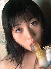 Japanese teen cum faced after a nasty fuck