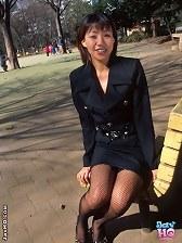 Cute Japanese office girl stripping n banged