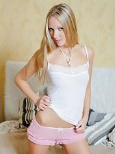 Out of pink panties
