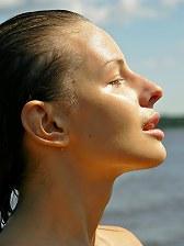 Fedorov-hd-Vika-lake-wet-slim-teen-blue-bikini-outdoor-beach